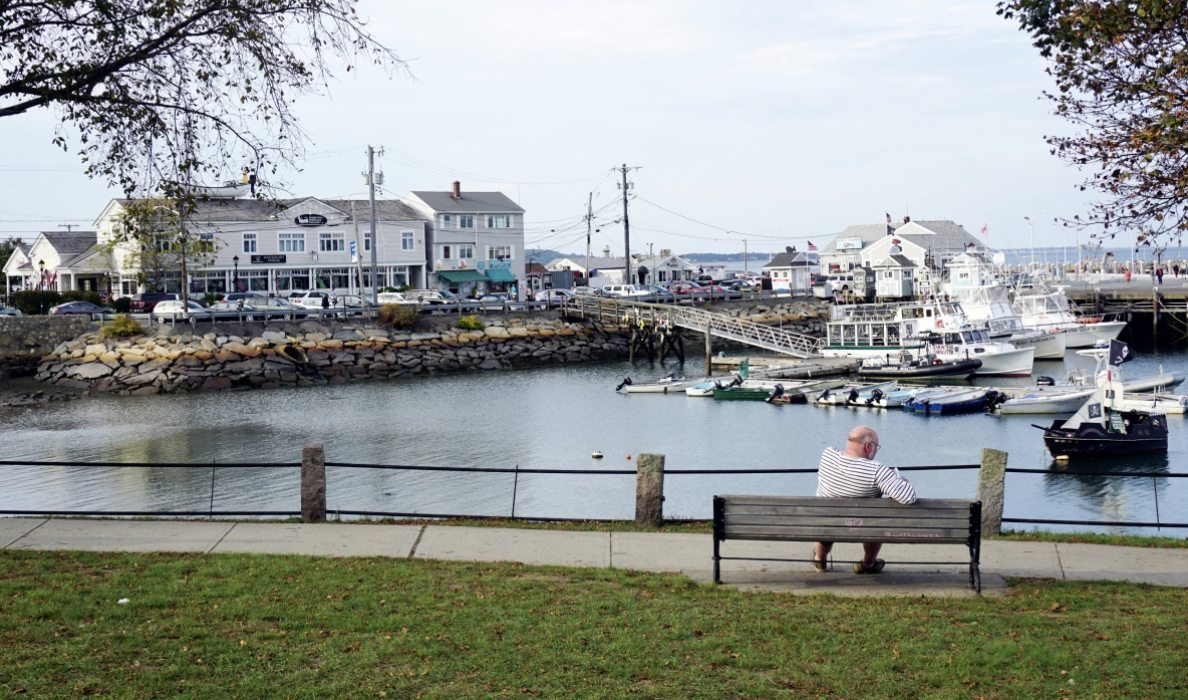 Plymouth, MA. No more weeds and safe for residents, visitors, and guests