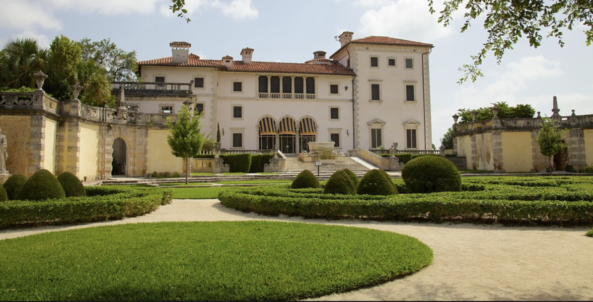Vizcaya Museum & Gardens top cultural attraction